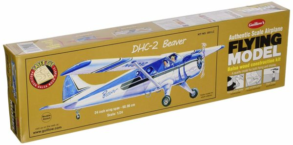 Building Rubber Band Powered Balsa Model Aircraft Kits | Scale Model