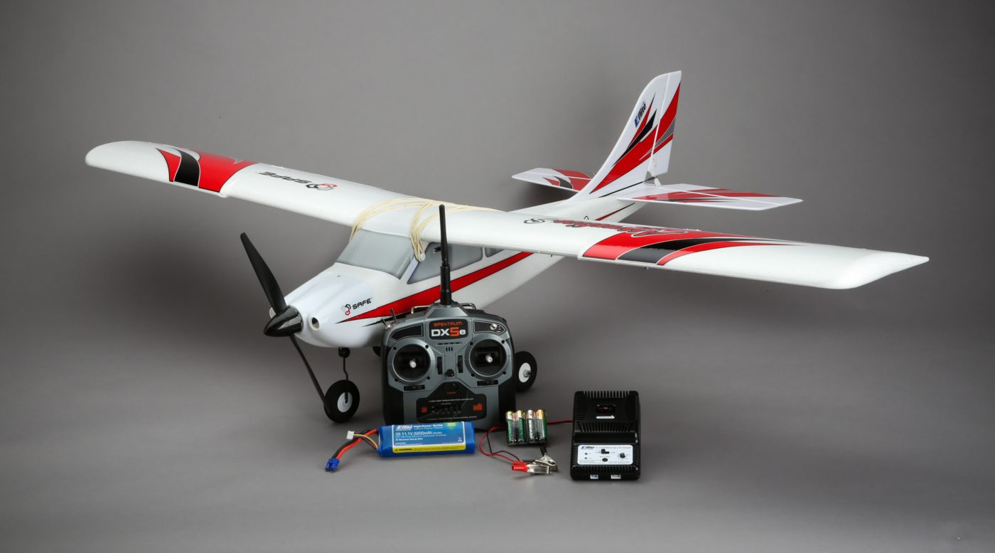 Picking Your RTF Electric Remote Control Airplanes | Scale